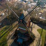 Abbildung Luftaufnahme Narrenmühle