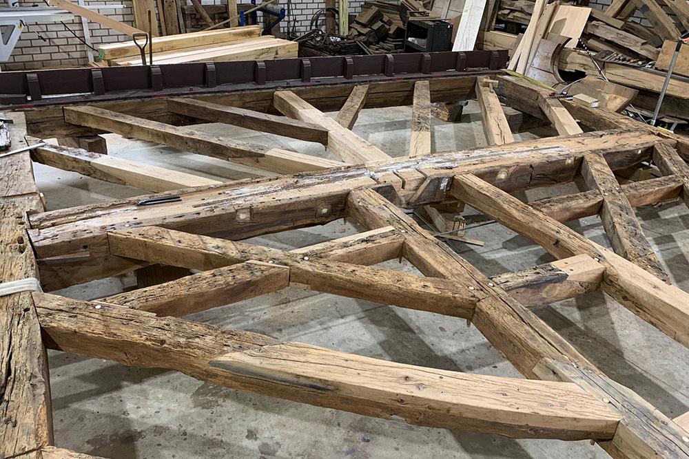 Werkstatt Mühlenbauer Beijk